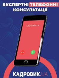 Експертні телефонні консультації